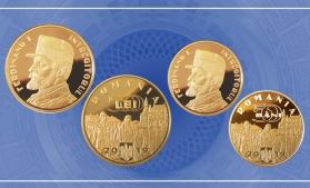BNR lansează monede cu tema Desăvârșirea Marii Uniri – Regele Ferdinand I Întregitorul