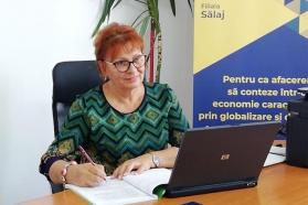 Interviu cu Sanda Eva Guia, expert contabil, președintele Filialei CECCAR Sălaj