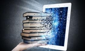 Întâlnirea cărții cu mediul digital