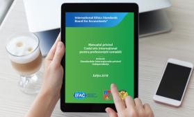 Codul etic internațional pentru profesioniștii contabili, emis de IESBA, tradus în limba română de CECCAR