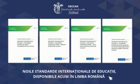 Noile Standarde Internaționale de Educație, disponibile acum în limba română