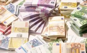 Rezervele internaționale ale României (valute plus aur), 40,278 miliarde de euro, la 31 ianuarie