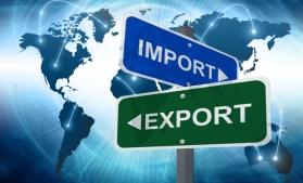 UE a înregistrat un excedent al balanţei comerciale de 23,4 miliarde de euro, în decembrie