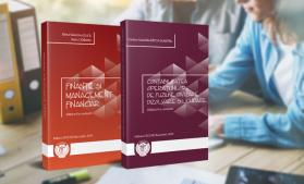 Edițiile revizuite ale volumelor Contabilitatea operațiunilor de fuziune, divizare, dizolvare și lichidare și Finanțe și management financiar, disponibile la filialele Corpului