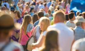Populaţia după domiciliu la 1 ianuarie 2020, 22,175 milioane persoane