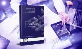 O nouă ediție revizuită a lucrării Fiscalitate, destinată stagiarilor CECCAR, disponibilă la filialele Corpului din întreaga țară