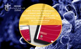 Ghid privind raportarea financiară în cazul entităților care aplică IFRS, în contextul crizei generate de coronavirus