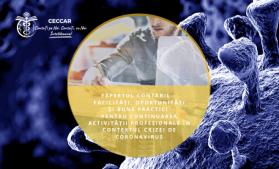 Un nou ghid destinat profesioniștilor contabili, lansat de CECCAR: Expertul contabil – Facilități, oportunități și bune practici pentru continuarea activității profesionale în contextul crizei de coronavirus