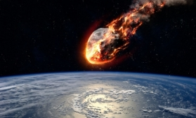 Un meteorit, dezintegrat deasupra unei localităţi din Costa Rica, ar putea conține urme de viață