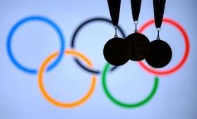 Emblema Jocurilor Olimpice din Los Angeles, din 2028, este realizată pentru epoca digitală şi se schimbă în timp, în funcție de evoluția orașului