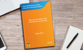 CECCAR a publicat versiunea în limba română a Manualului IAESB 2019