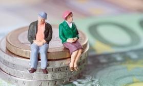 Pensia medie lunară, 1.505 lei în trimestrul III din 2020
