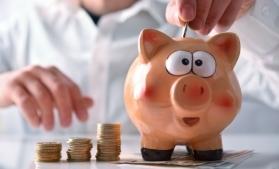 Românii economisesc lunar, în medie, 59 euro, cu 6% mai mult decât în 2019