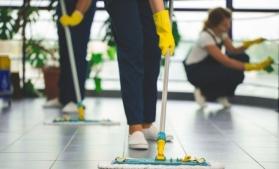 Eurostat: Bulgaria şi România, cele mai scăzute rate de angajaţi în domeniul curăţeniei clădirilor din UE