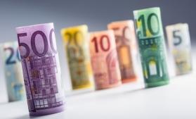 BCE: Numărul de bancnote euro contrafăcute, la un nivel minim istoric în anul 2020