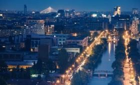 UBB a estimat veniturile locale utilizând imagini satelitare privind iluminarea pe timp de noapte