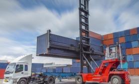 Deficitul comercial, 1,194 miliarde euro în ianuarie 2021