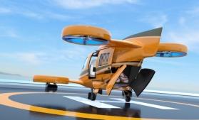 Bloomberg: Companiile aeriene intenționează să investească miliarde de dolari în taxiuri zburătoare