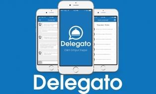 Delegato – aplicație pentru rezolvarea treburilor personale