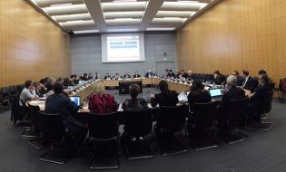 Ședința Consiliului pentru Standarde Internaționale de Contabilitate pentru Sectorul Public