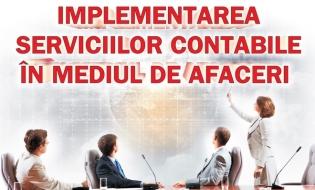 Brăila – Implementarea serviciilor contabile în mediul de afaceri