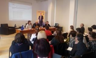Filiala Brașov – Întâlnire de lucru cu DGRFP Brașov