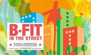 B-FIT in the Street! – patru zile de spectacole de teatru