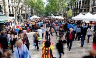Mai mulți turiști decât în anul precedent