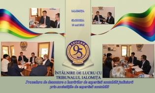 Filiala Ialomița și Tribunalul local – procedură privind decontarea lucrărilor membrilor