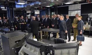Inaugurarea oficială a scutului antirachetă la Deveselu