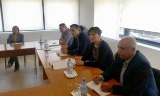 Întâlnire de lucru cu reprezentanții Direcției Fiscale, la Brașov
