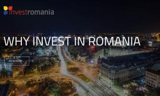 InvestRomania a lansat website-ul dedicat investitorilor străini