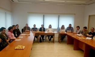 Pașii de succes în carieră, prezentați stagiarilor filialei Brașov