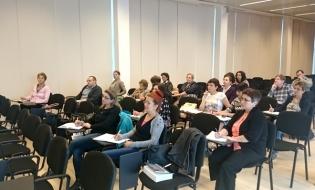 Filiala CECCAR Brașov: dezbateri privind desfășurarea auditului de calitate