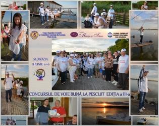 Concursul de voie bună la pescuit, ediția a III-a