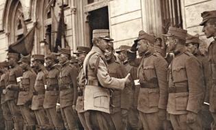 Expoziție dedicată Primului Război Mondial, la Muzeul Național Cotroceni