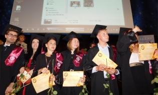 Filiala CECCAR Iași i-a premiat pe cei mai buni absolvenți ai Colegiului Economic Administrativ Iași