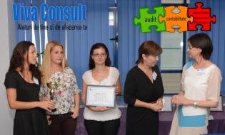 Viva Consult, din Pitești – Premiul special al anului 2015 în Topul local al celor mai bune societăți membre CECCAR, filiala Argeș