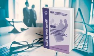 Ghid pentru pregătirea candidaților la examenul de acces la stagiul pentru obținerea calității de expert contabil și de contabil autorizat – Ediția a V-a, revizuită