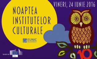 Noaptea Institutelor Culturale