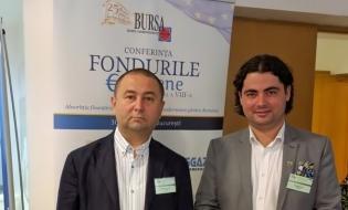 Filiala București, prezentă la a VIII-a ediție a Conferinţei Fondurile Europene