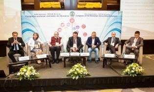 Sesiunea II: Profesionistul contabil în era digitală: inovare, competitivitate, servicii