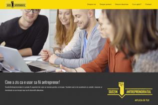 S-a lansat o platformă de sprijinire a start-up-urilor