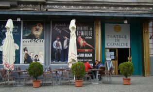Spectacole cu acces gratuit, la Teatrul de Comedie