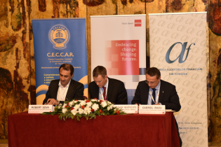 CECCAR a lărgit parteneriatul cu ACCA