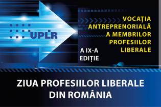 Președintele CECCAR participă la Conferința Ziua Profesiilor Liberale în România