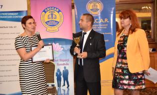 Contexpert Consulting – Premiul special al anului 2016 în Topul local al celor mai bune societăți membre CECCAR, filiala București