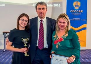 Expert Mind, din Iași – Premiul special al anului 2016 în Topul local al celor mai bune societăți membre CECCAR, filiala Iași
