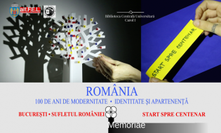 "Start spre Centenar: ""depozitele memoriei"""
