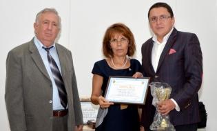 Vulpoi & Toader Management – Premiul special al anului 2016 în Topul local al celor mai bune societăți membre CECCAR, filiala Ilfov